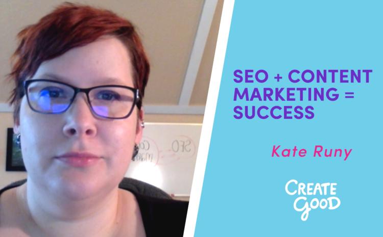 SEO + Content Marketing = Success