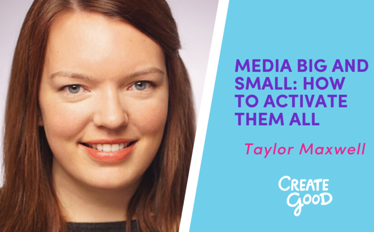 Media Big and Small: How to Activate Them All